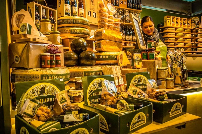 kaas - kaashandeltje markthal rotterdam