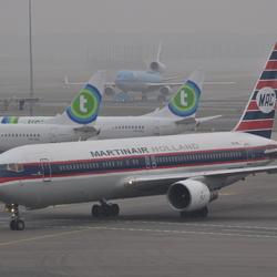 Martinair, Transavia en KLM