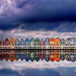 Regenboogwoningen Houten