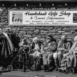 Streetlife in the Lake District