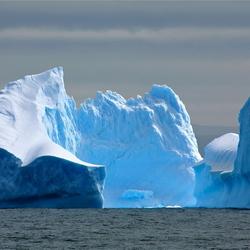Ijskathedraal Antarctica