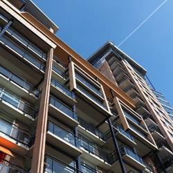 Woontoren balkons.(2)