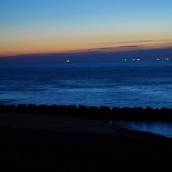 Maasvlakte landschap