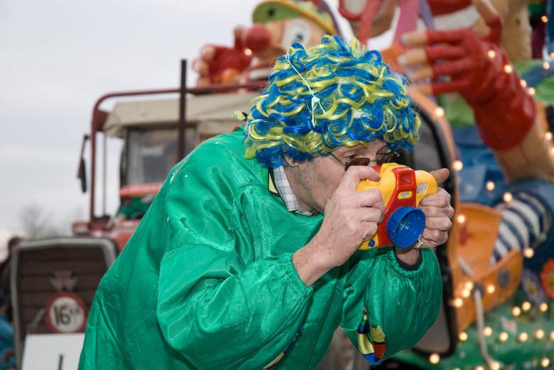 Carnaval - Wat een mooie hobby heb ik toch! Optocht in Koosterzande.