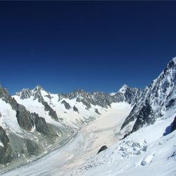 Mont-Blanc massief