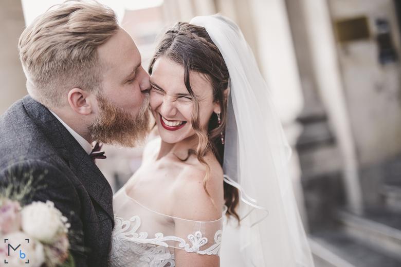 Trouwen in Groningen - Bruiloften van vrienden zijn altijd een eer om te mogen fotograferen.