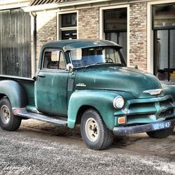 Chevrolet 3100 uit 1955