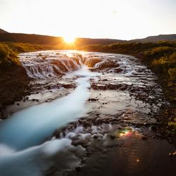 • Bruarfoss • Iceland •