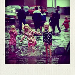 Wateroverlast ......