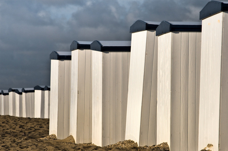 Strandhuisjes Katwijk - Strandhuisjes in Katwijk aan zee