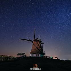 Molen het Noorden op Texel.