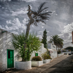 straatje Lanzarote
