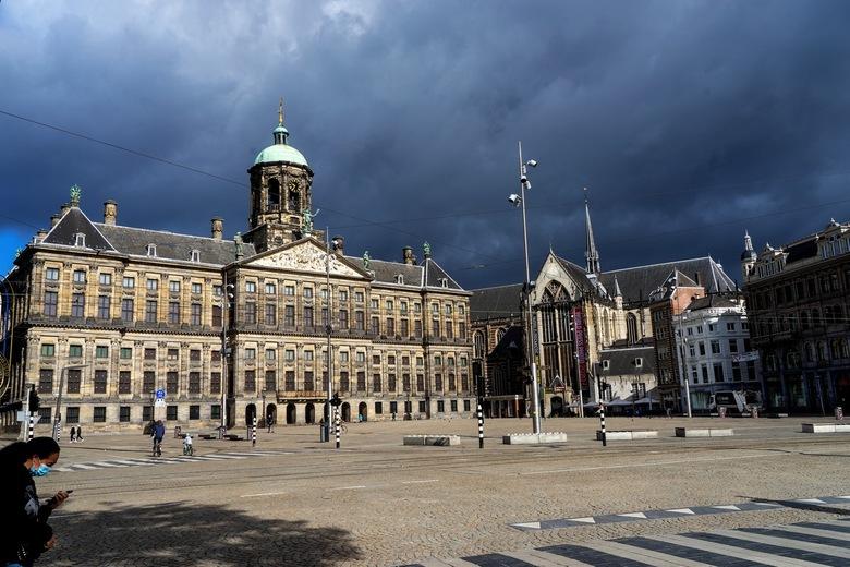 Intelligente lockdown Amsterdam - Zaterdagmorgen 6 juni 2020, 9.30 uur.
