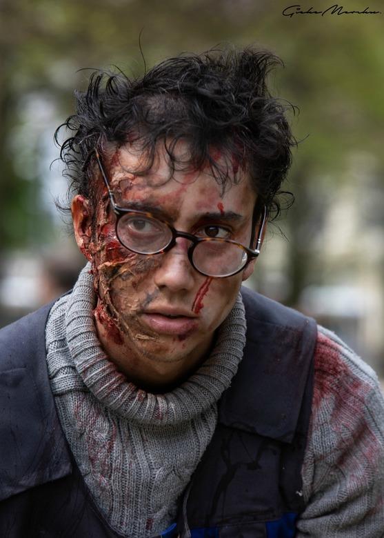 Scary Zombie...