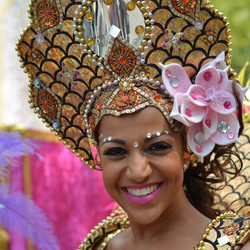 Miss Gold ...Zomercarnaval 2014