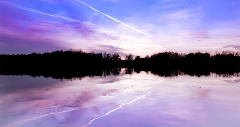 Purple sky - Purple sky