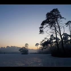 Van Esschenven in winter