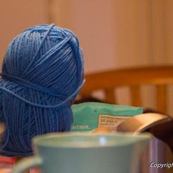 De kluwen wol