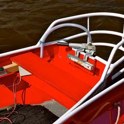 Rode boot (Giethoorn)