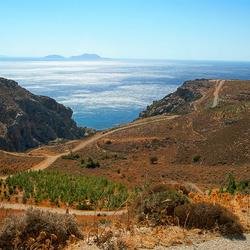 Panorama Libische Zee