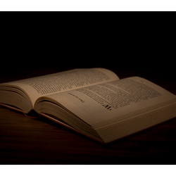 Ik las een boek