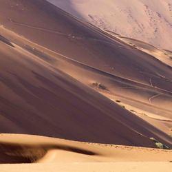 Namibië, Sossusvlei, rode zandduinen