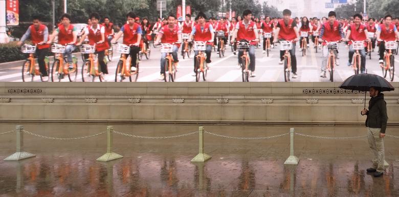 Peking - Plein van de Hemelse Vrede -