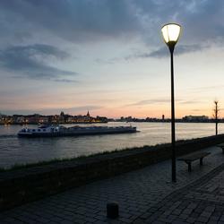 Dordrecht aan de merwede