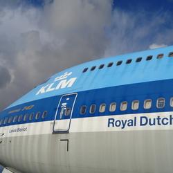 KLM - Boeing 747 (2)