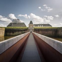 De citadel in Den Bosch