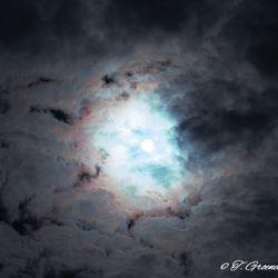 Zon & wolken