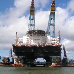 Saipem in Rotterdam (in 2006)
