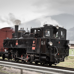 Stoom op de Zillertalbahn