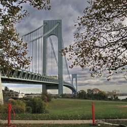 Verrazano Narrows Bridge New York