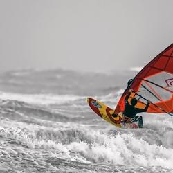 Windsurfer Scheveningen