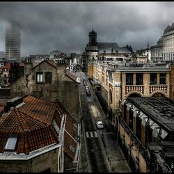 Poulaertplein Brussel.