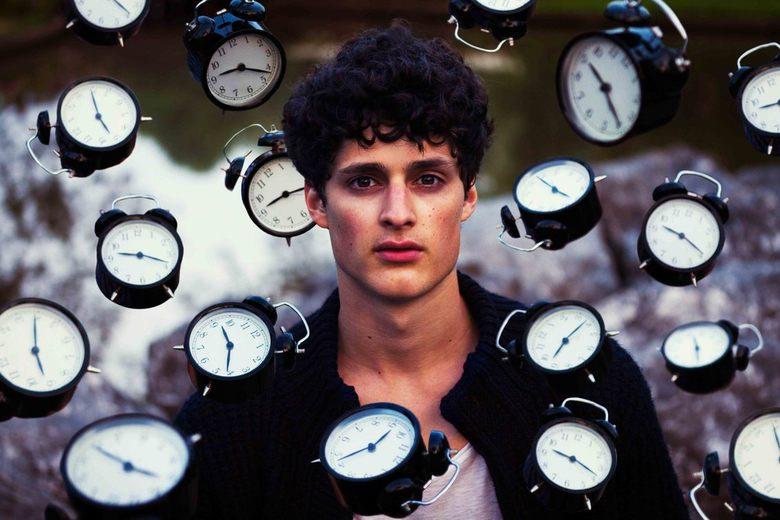 Time Pressure - Dit is Jobair, een student op uitwisseling in Amsterdam vanuit McGill University (Montreal). Toen hij in Amsterdam was zijn we gaan fo