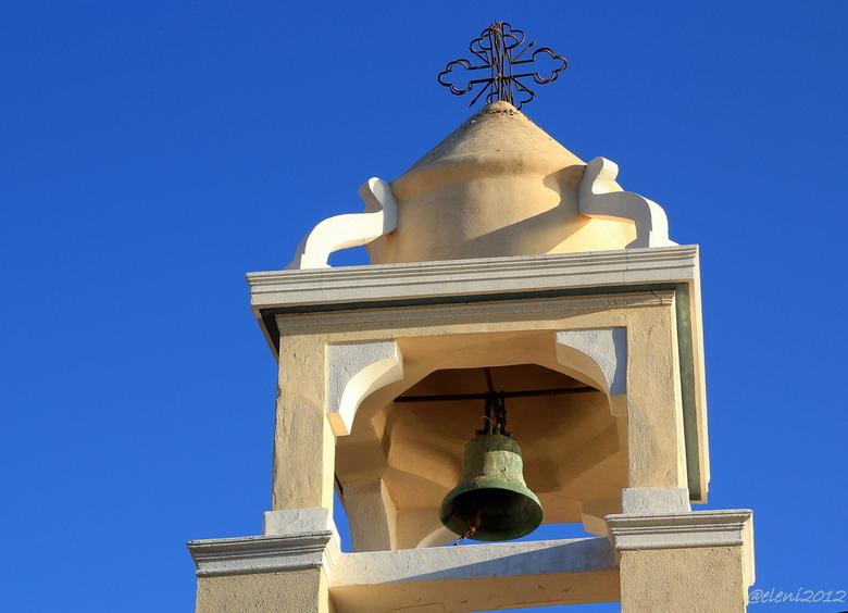 Wedding Bell - Kerkje in Molyvos