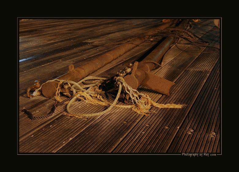 Termunterzijl - In het haventje van Termunterzijl bij de grote sluis. Afgelopen zaterdagavond met 3 van de 4 crewleden op stapgeweest en tussen wat re