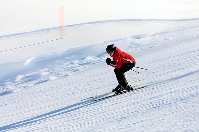 Skieër - Skieër op snelheid