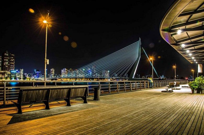 Erasmusbrug Rotterdam -