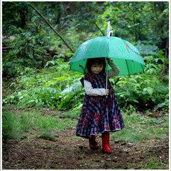 Regen is niet altijd erg