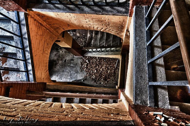 Kazerne E 3 - Nog een foto van de revisit van Kazerne E gisteren met maatje Bert Meijer.<br /> De foto is geinspireerd op een foto van zoomer Daanoe.