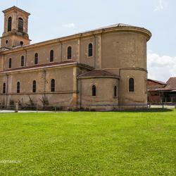 Kerk van Cassagnabere - Tournas