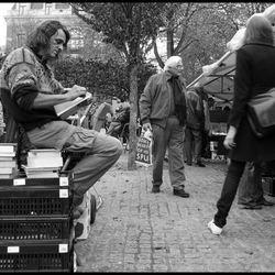 Boekenmarkt Spui