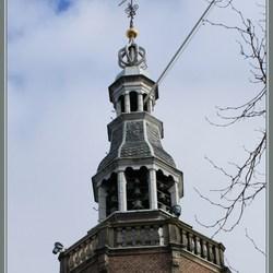 Toren met carillon