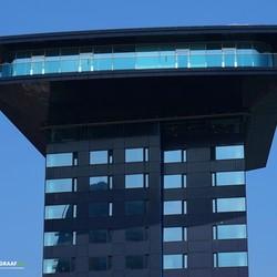 Fotograaf4U - Rooftop Inntel Hotel Rotterdam