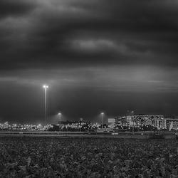 Schiphol By Night
