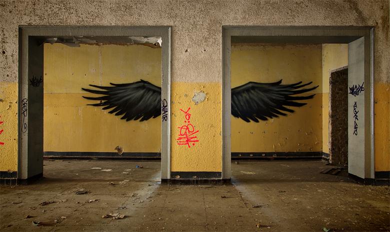 """Lowen Adler Kazerne  17/17 - Dit is de laatste foto uit deze serie.<br /> De hele serie kun je bekijken via deze link: <a href=""""http://www.mijnalbum."""