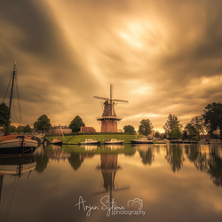 Dokkum in Gold